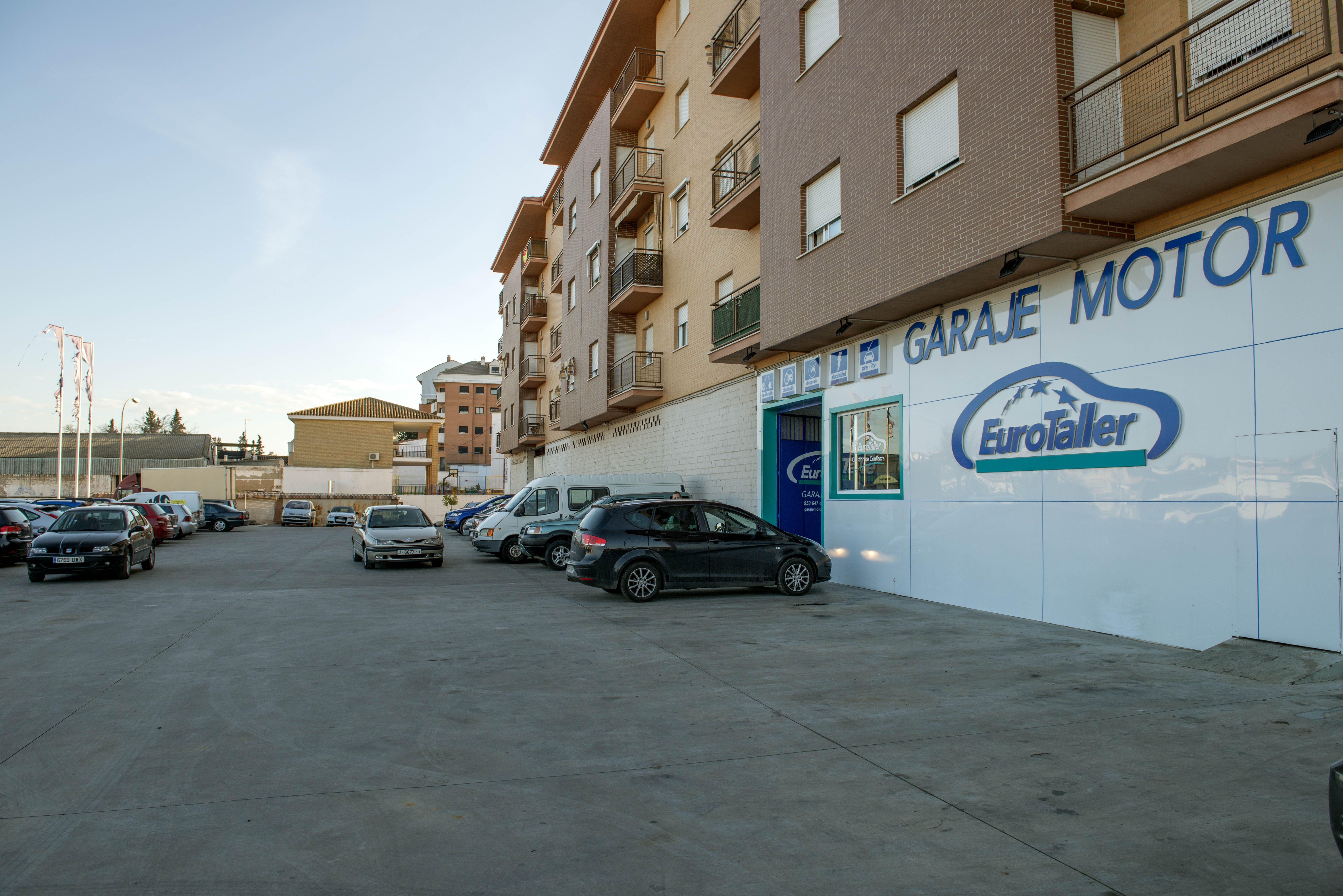 Foto 7 de Taller mecánico en Linares | Garaje Motor Linares