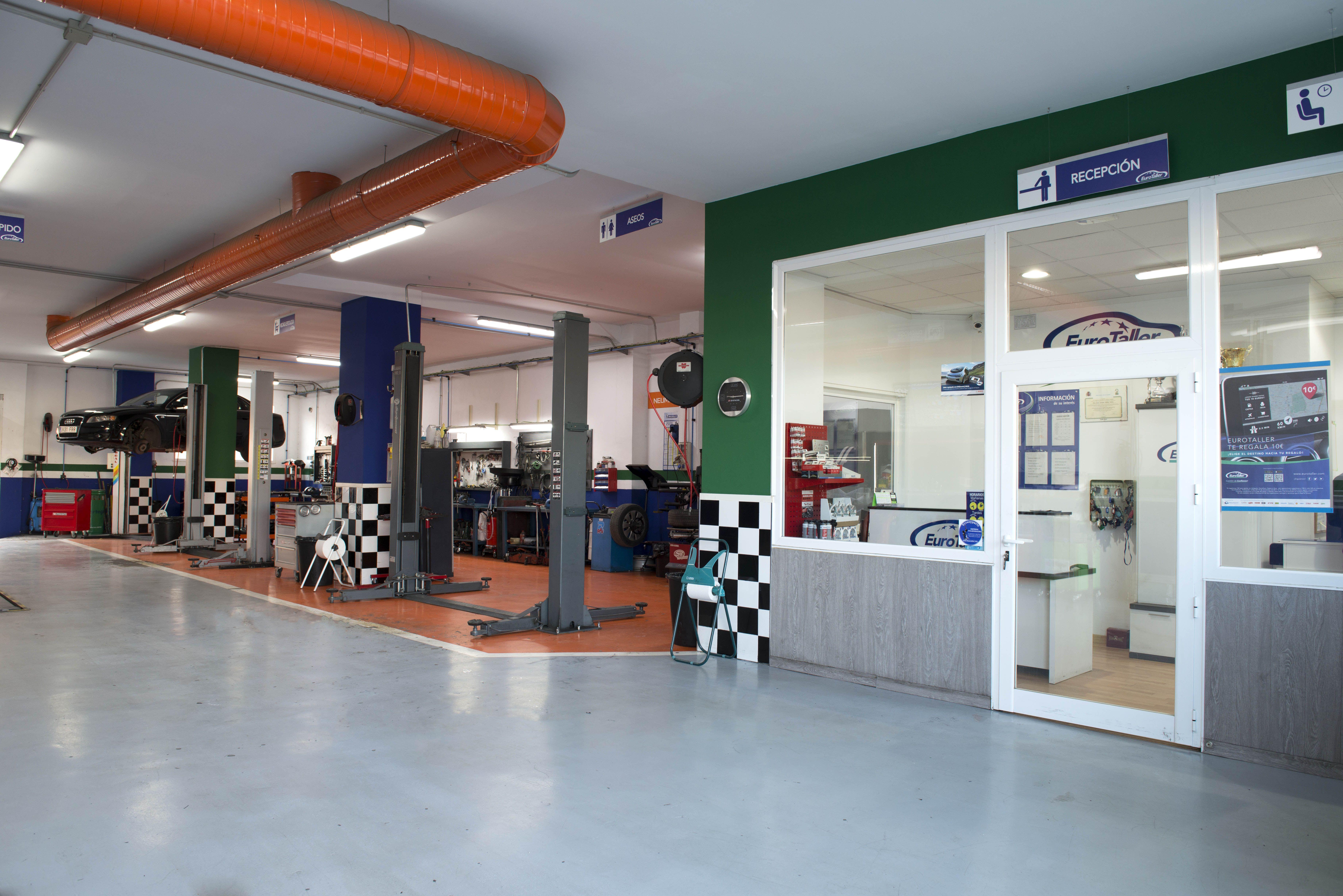 Foto 8 de Taller mecánico en Linares | Garaje Motor Linares