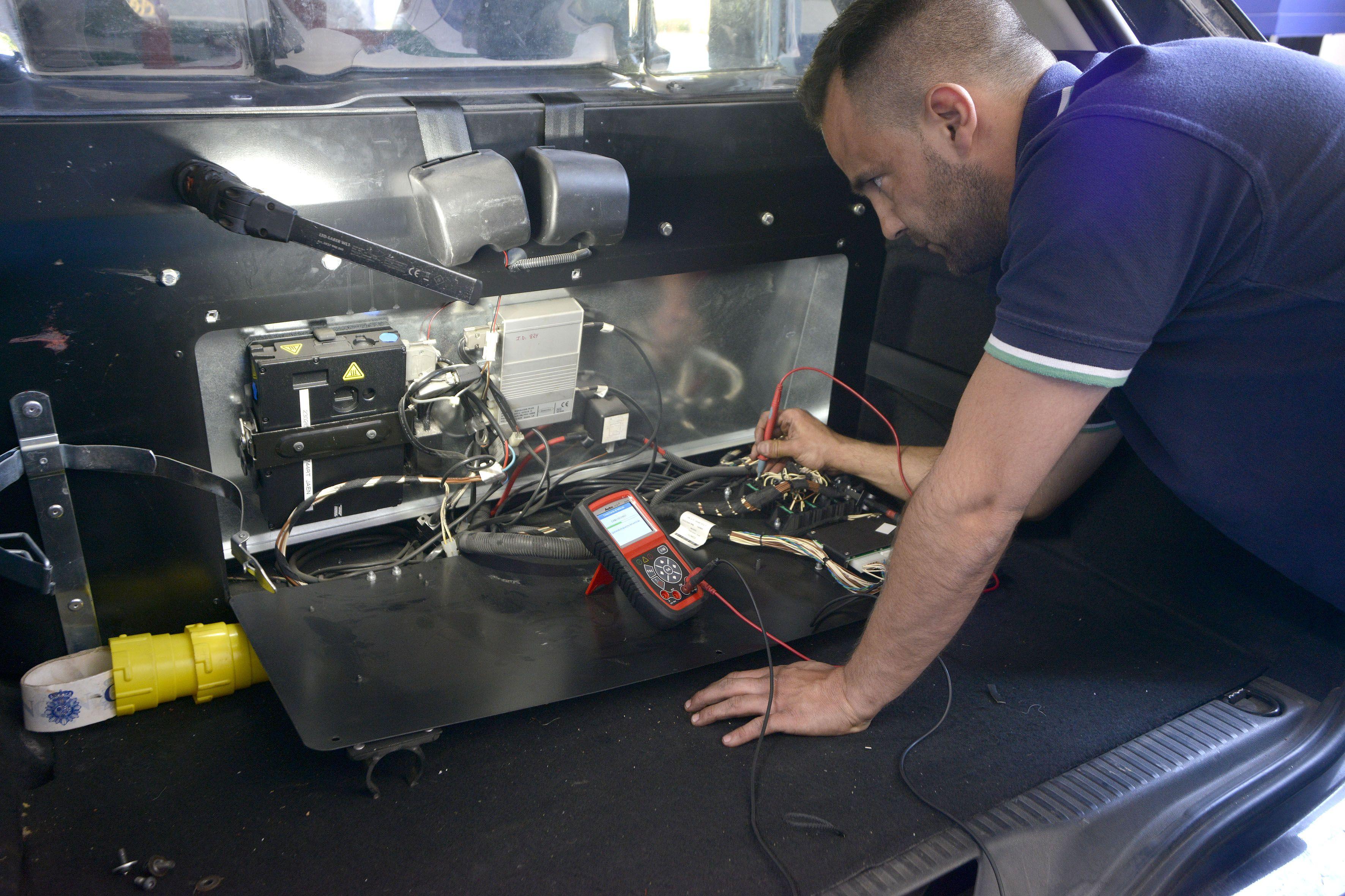 Taller especialista en electrónica de coches