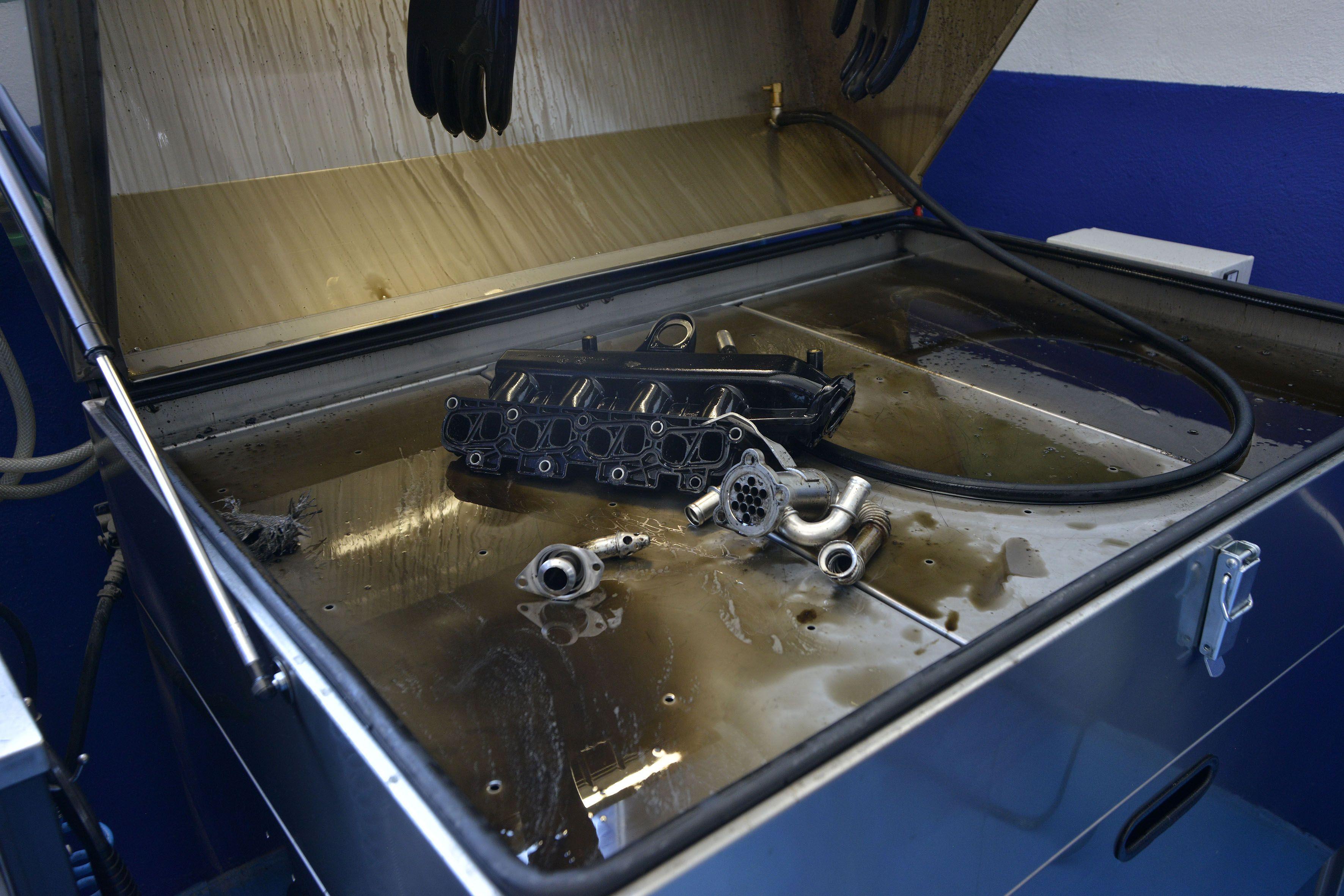 Foto 42 de Taller mecánico en Linares   Garaje Motor Linares