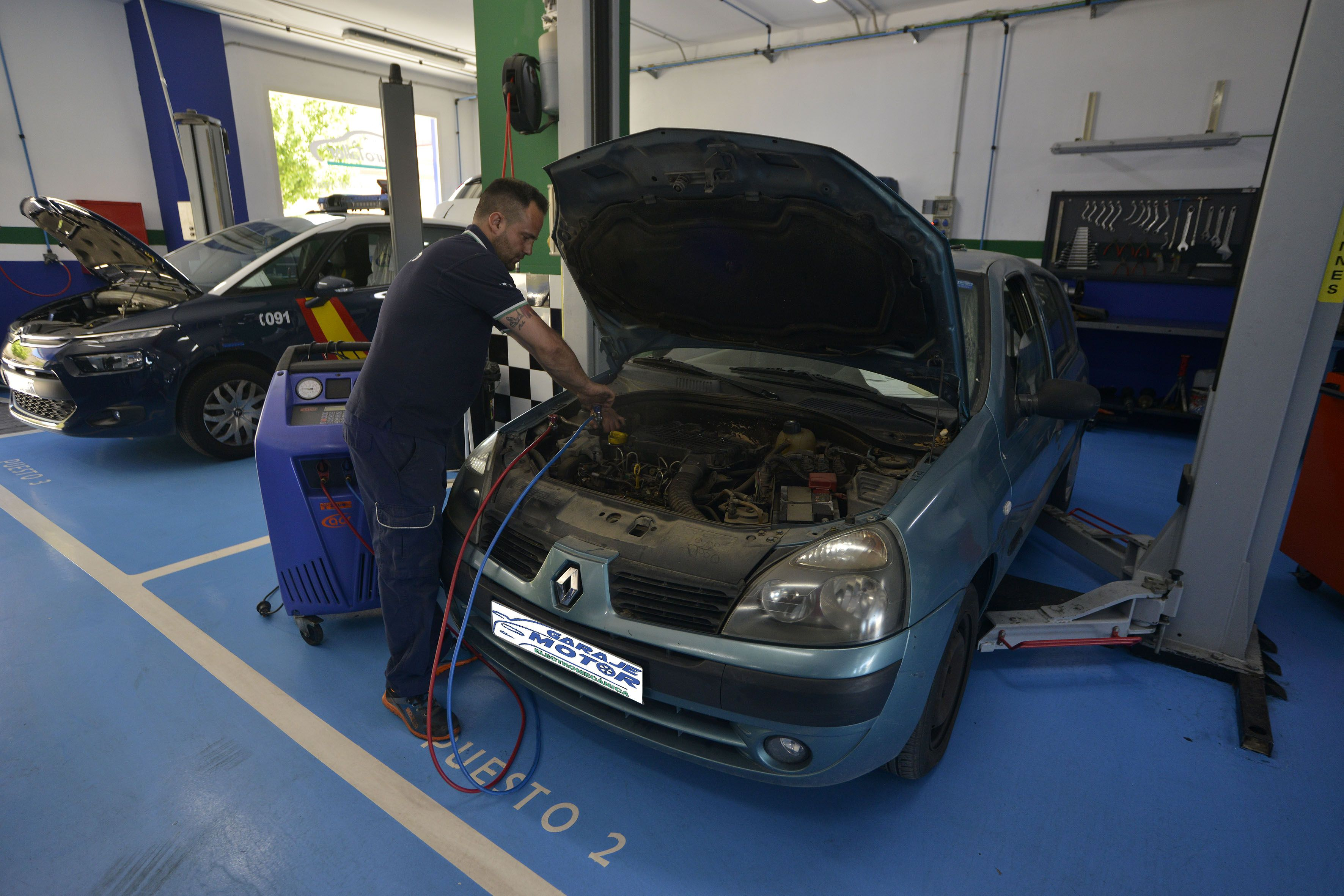 Foto 29 de Taller mecánico en Linares | Garaje Motor Linares