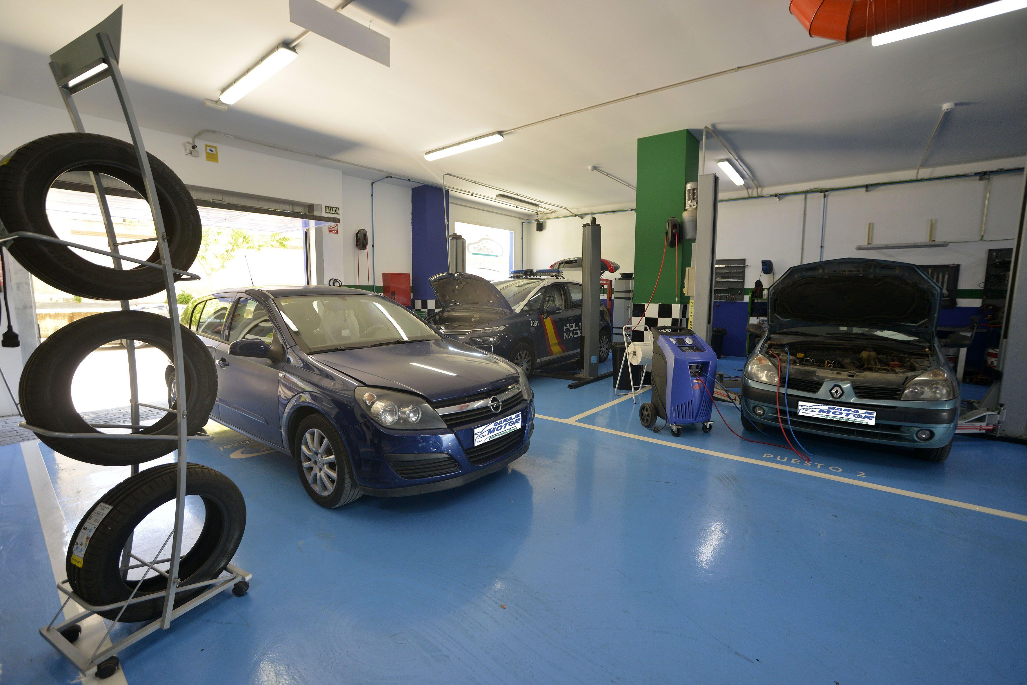 Foto 11 de Taller mecánico en Linares | Garaje Motor Linares
