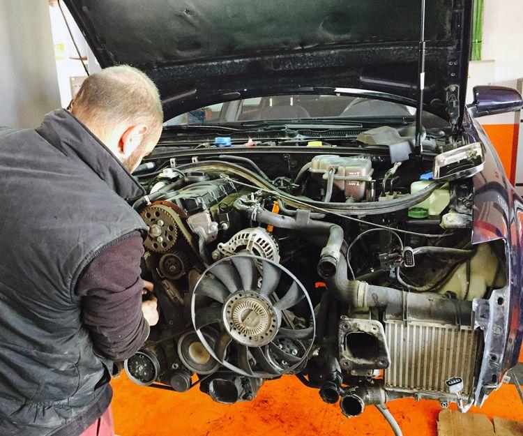 Reparaciones de mecánica en general en Linares