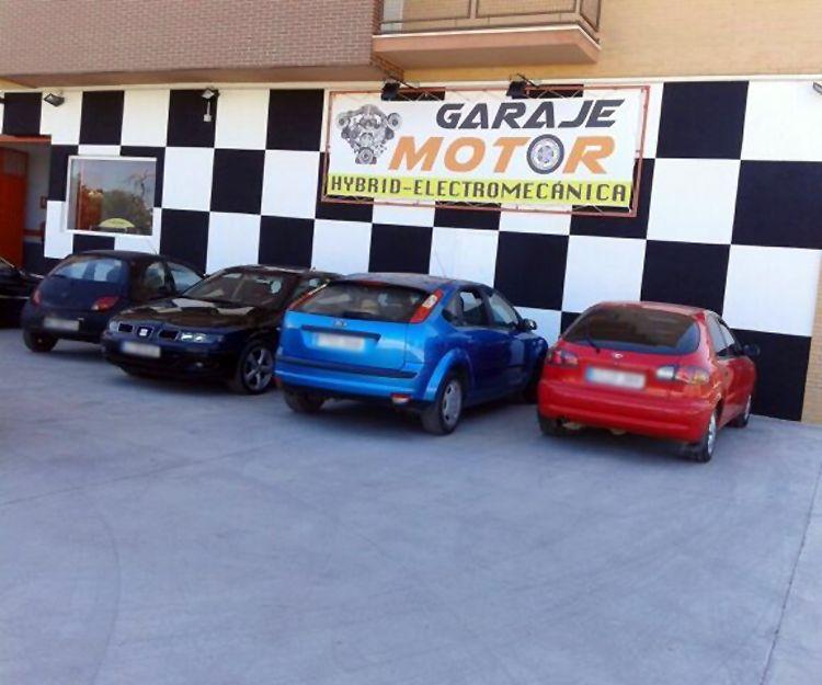 Taller de mecánica rápida en Linares