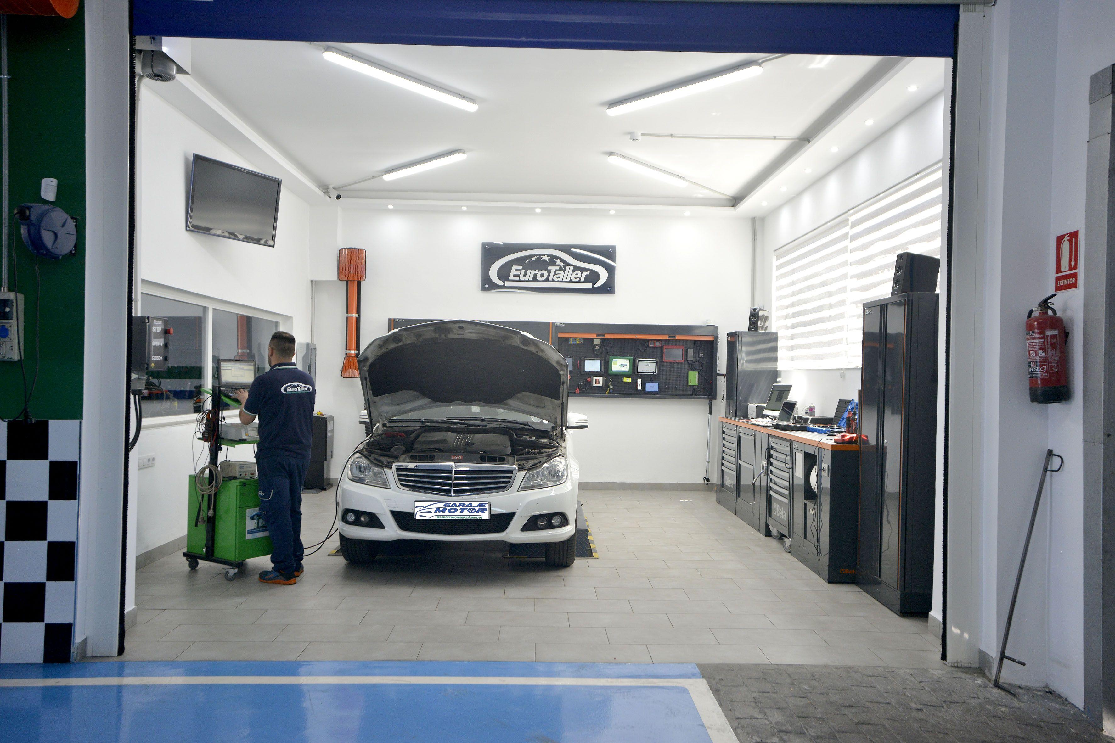 Foto 48 de Taller mecánico en Linares | Garaje Motor Linares