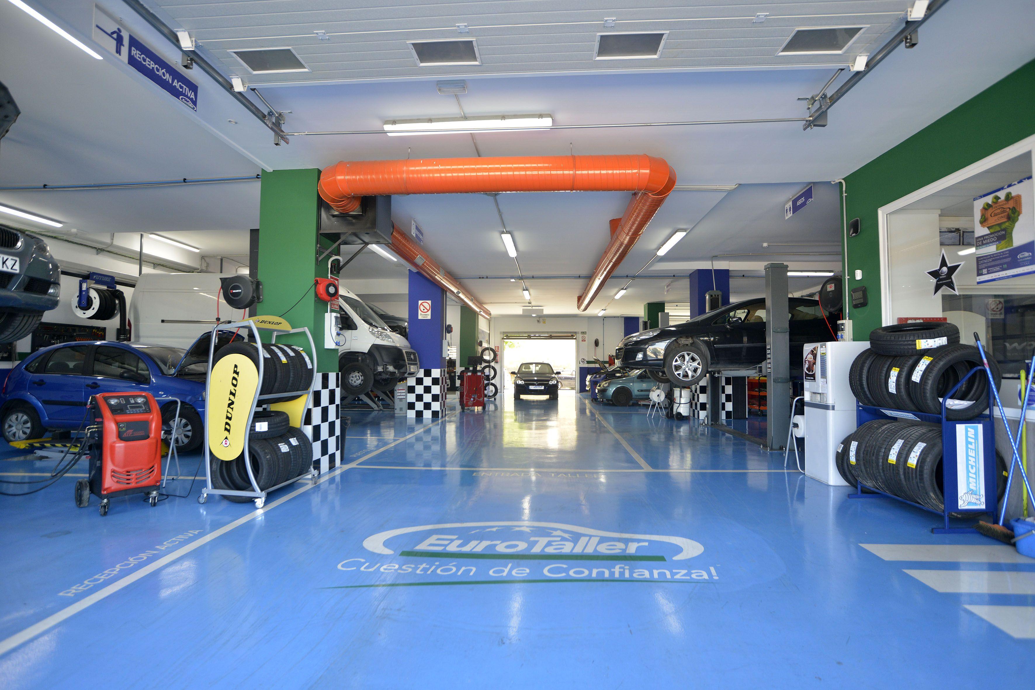 Foto 14 de Taller mecánico en Linares | Garaje Motor Linares