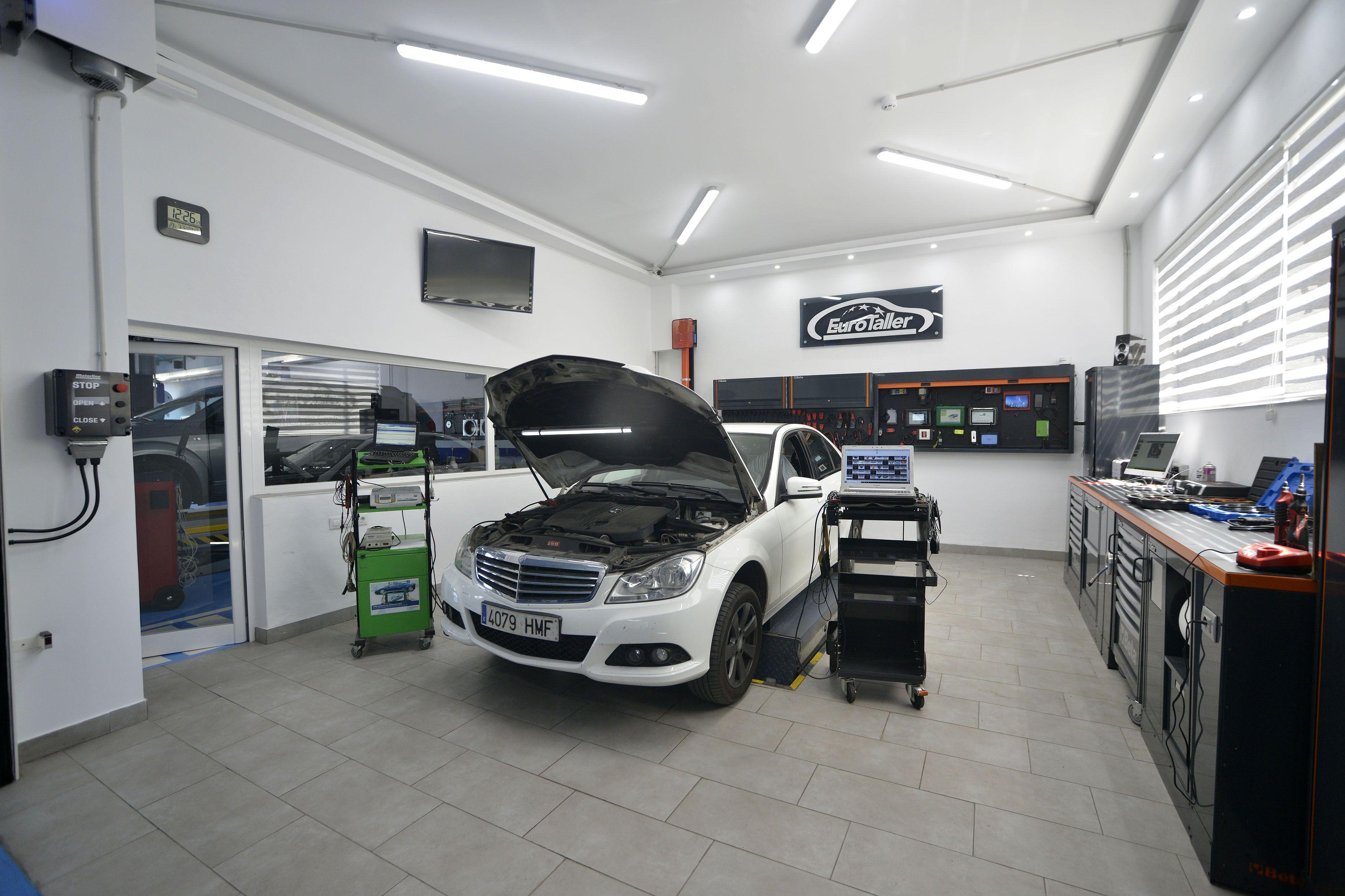 Foto 61 de Taller mecánico en Linares | Garaje Motor Linares