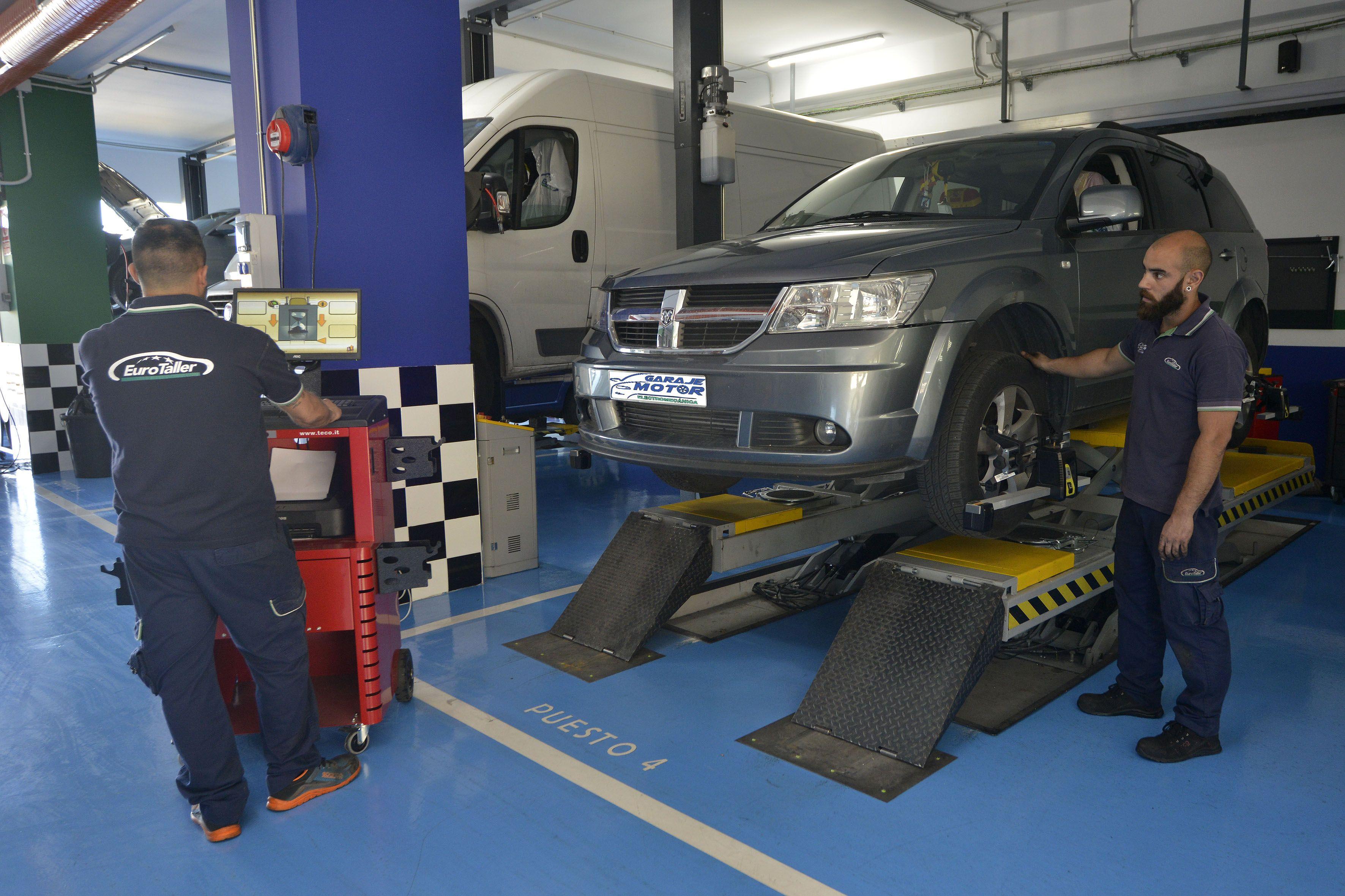 Foto 39 de Taller mecánico en Linares | Garaje Motor Linares