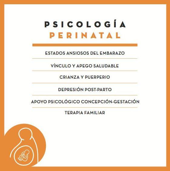 Psicología perinatal: Servicios de Centro GOA