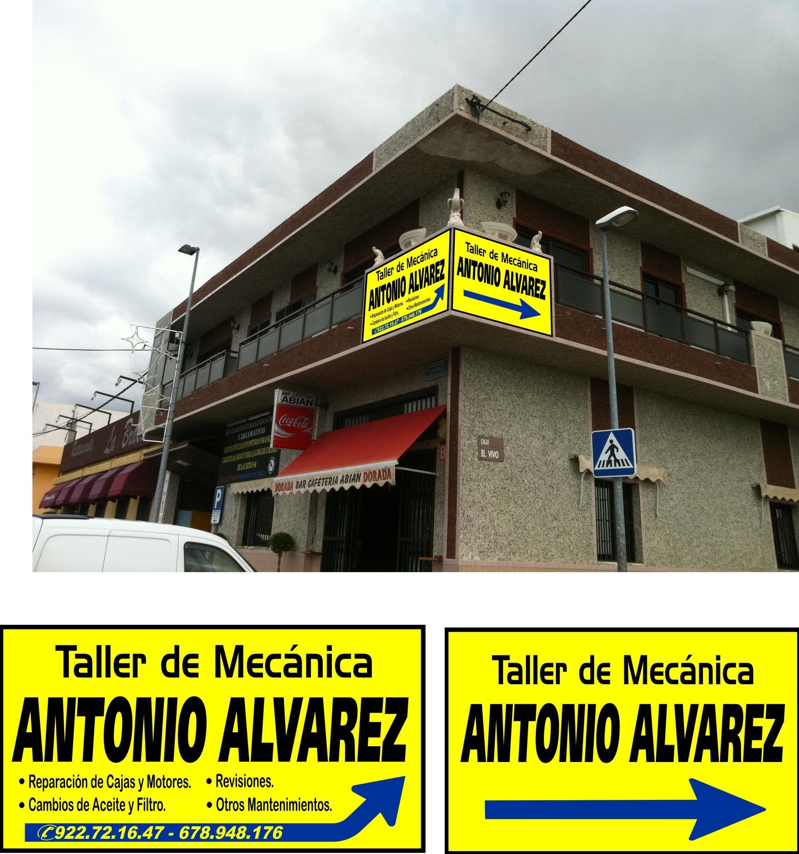 Foto 7 de Talleres de automóviles en Arona | Taller de mecánica Antonio Álvarez, S.L.L.
