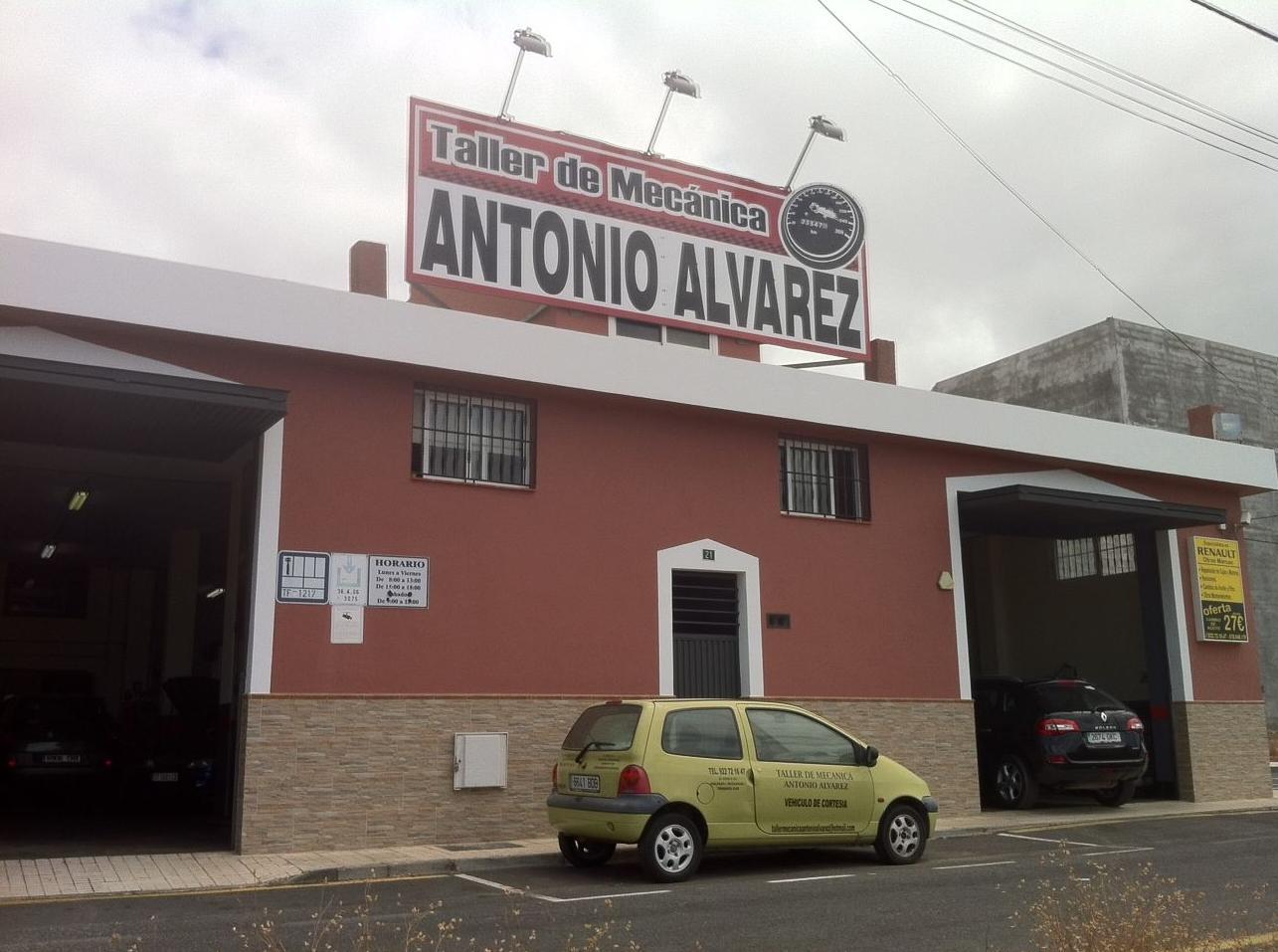 Foto 8 de Talleres de automóviles en Arona | Taller de mecánica Antonio Álvarez, S.L.L.
