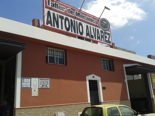 Foto 5 de Talleres de automóviles en Arona | Taller de mecánica Antonio Álvarez, S.L.L.