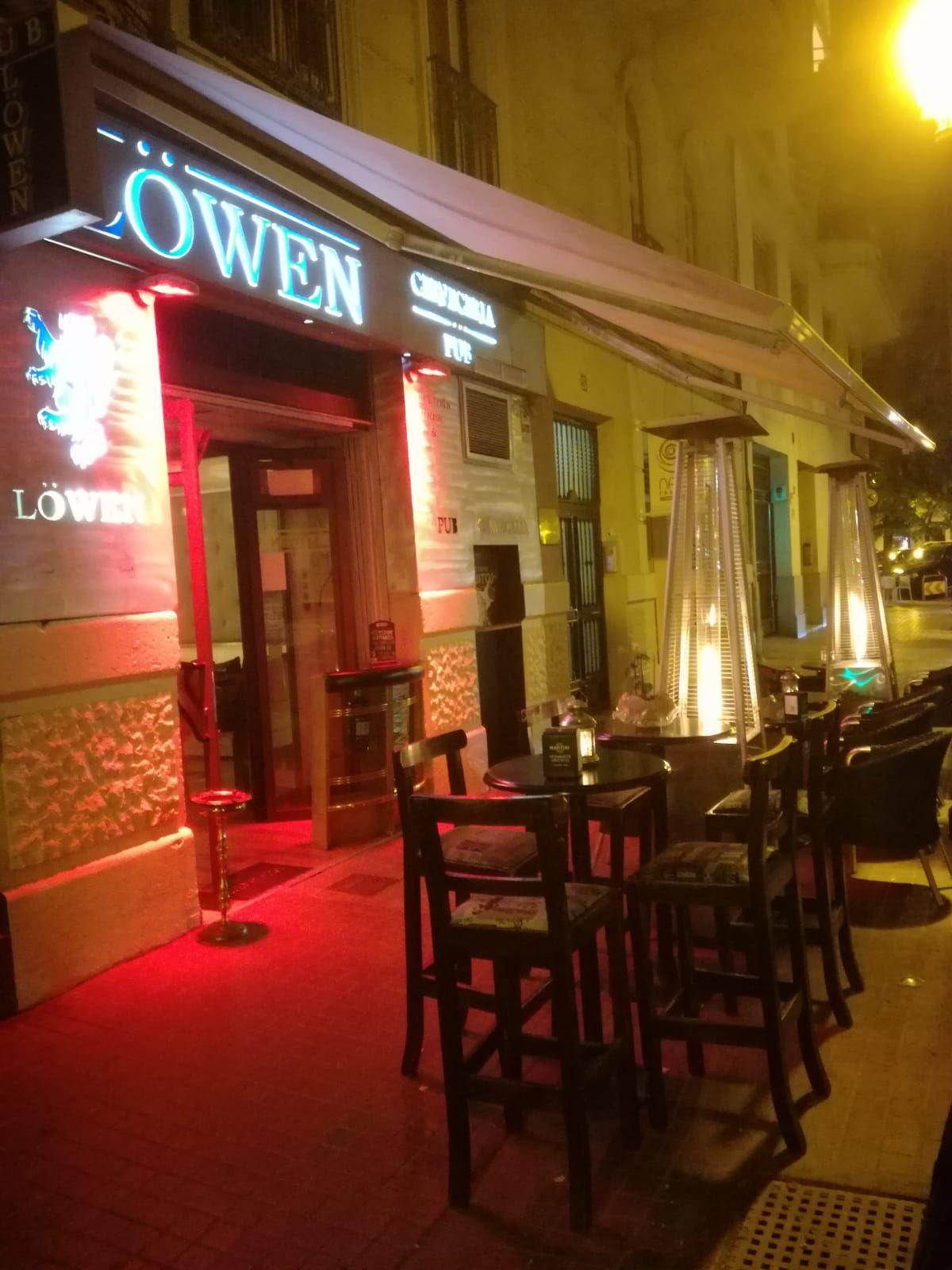 Bares y pubs en Cánovas, Valencia