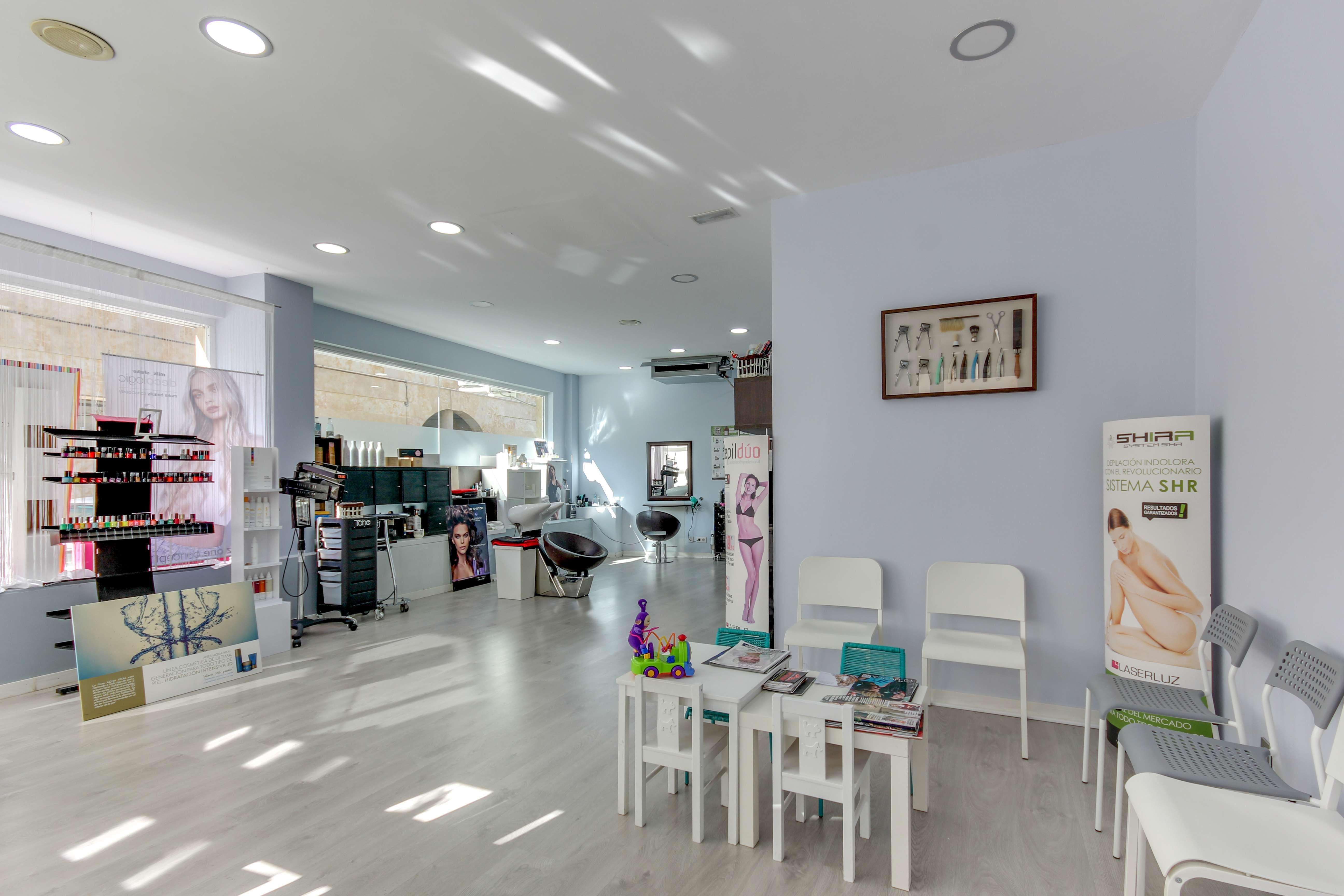 Peluquería y estética en Salamanca