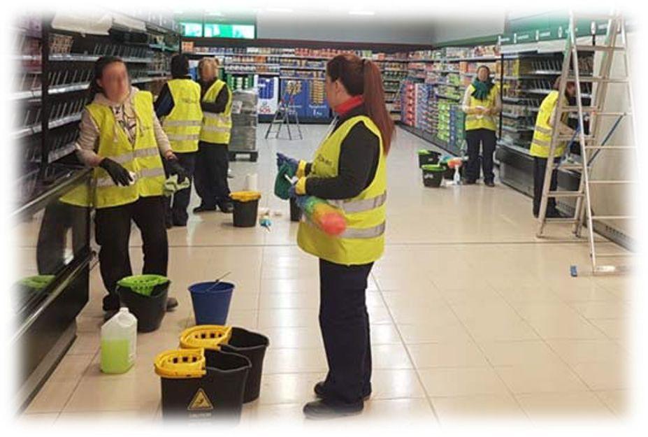 Empresa de limpiezas especiales en Madrid