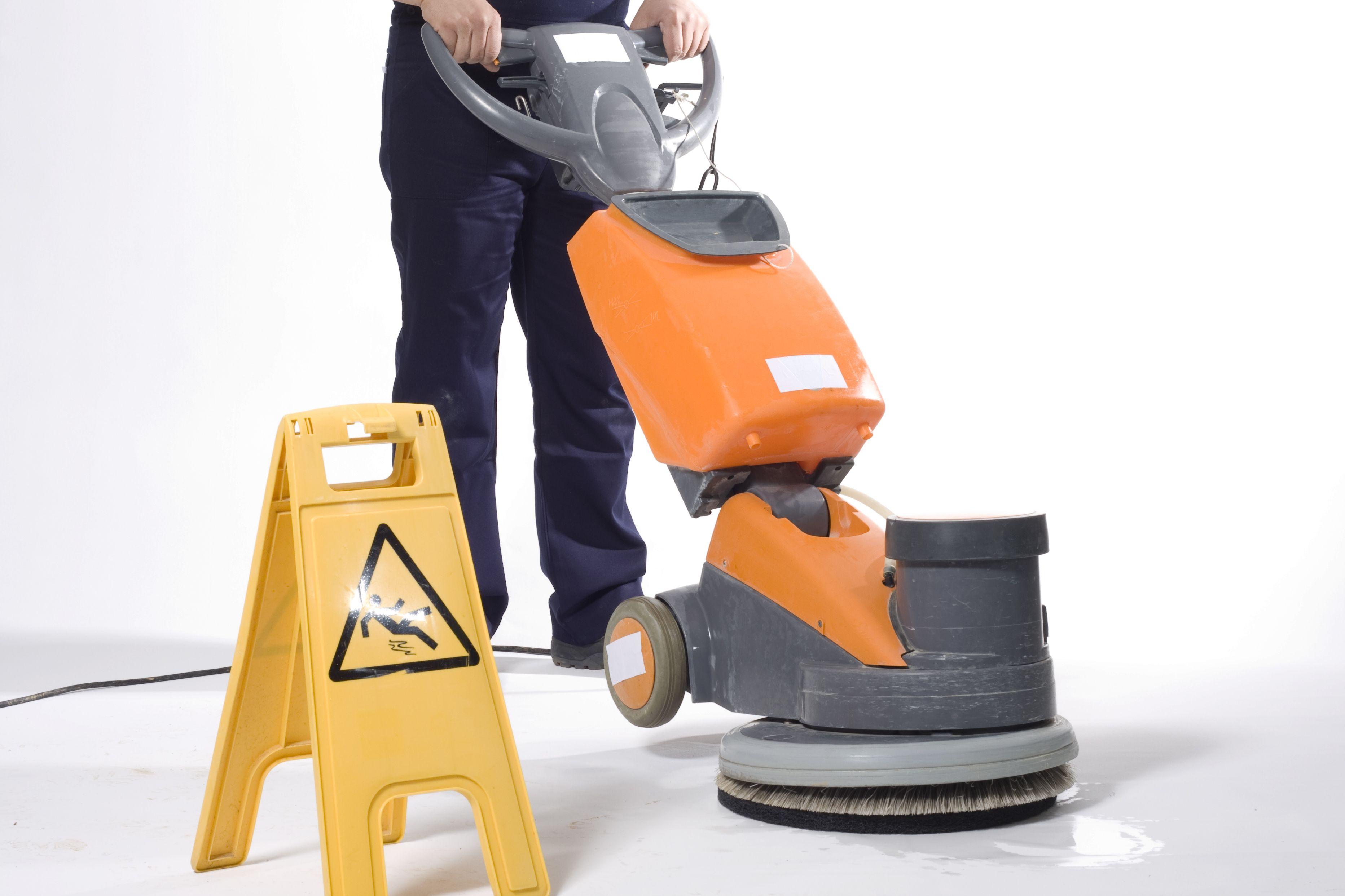 Limpieza técnica de garajes y parkings: Servicios de Tercon Iris