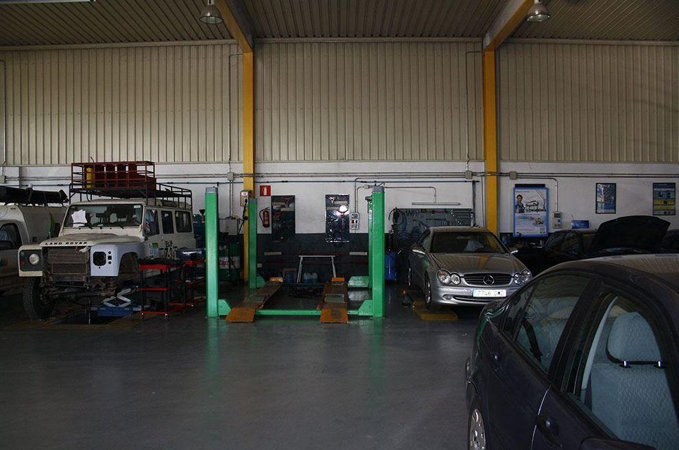 Foto 4 de Talleres de automóviles en Zamora   Ausan Talleres