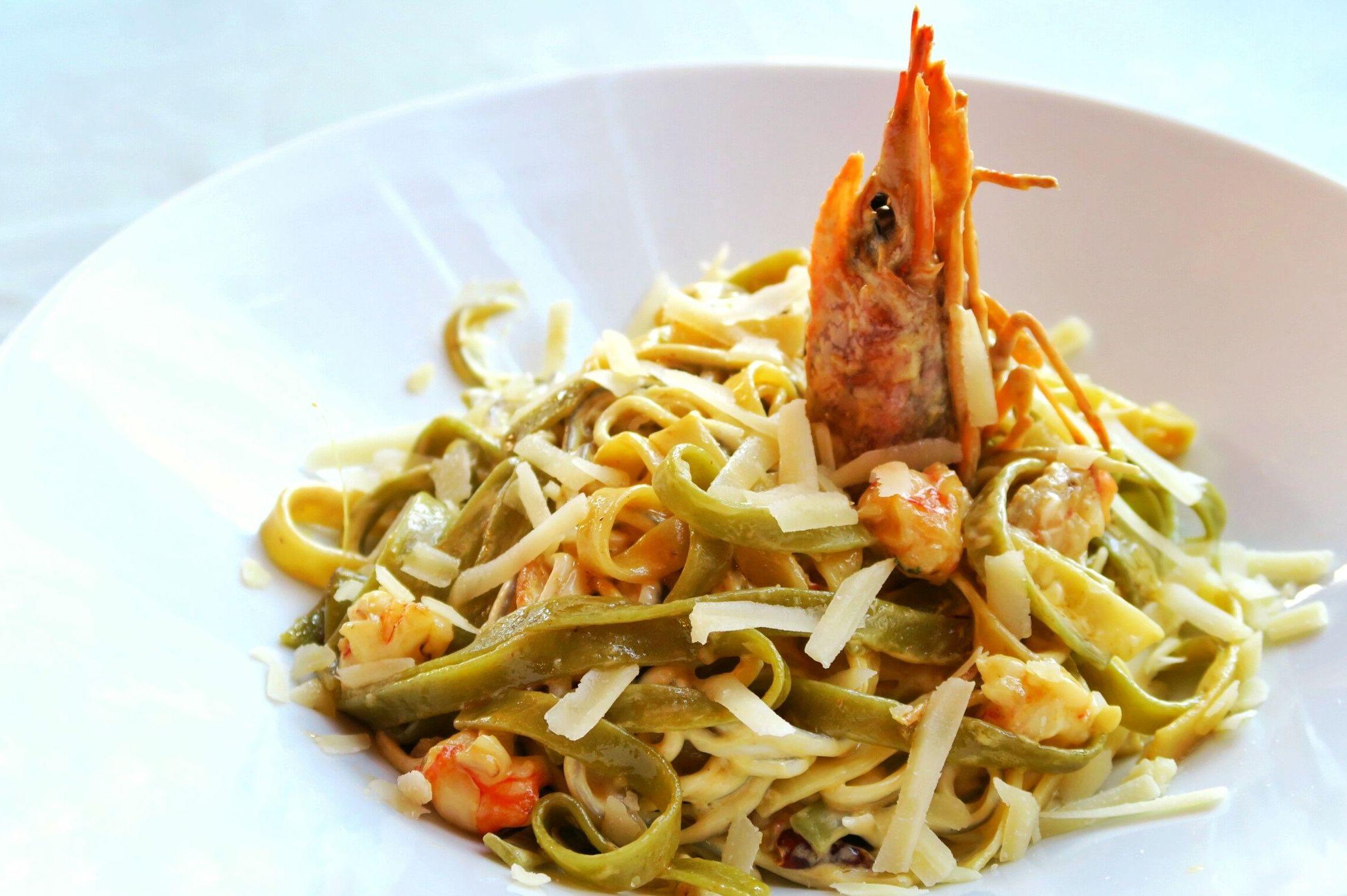 Ristorante L' Incontro, auténtica cocina italiana con productos de primera calidad