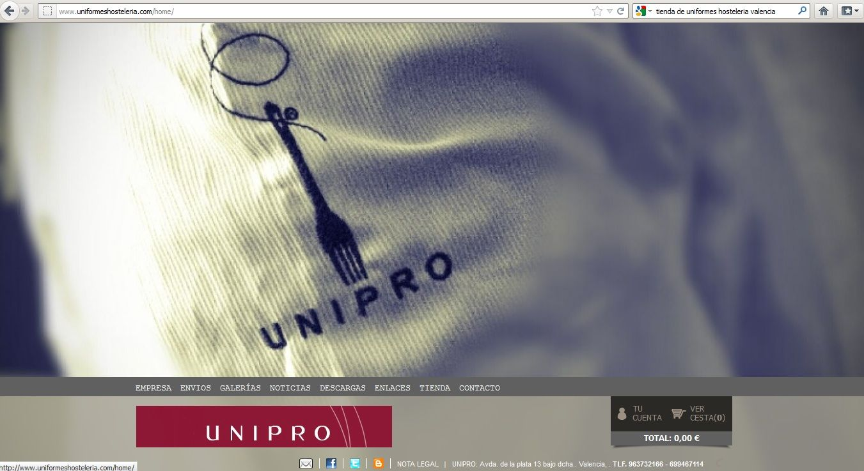 Venta online Unipro