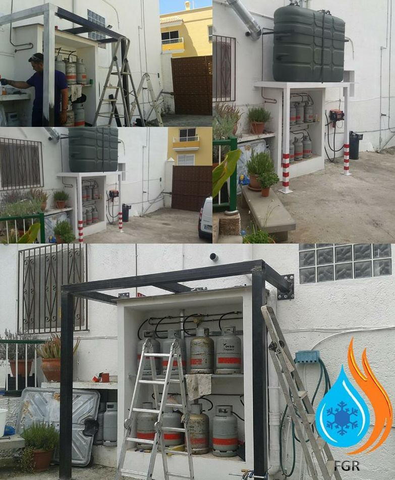 Mantenimiento hoteles y comunidades: Servicios y trabajos de FGR Soluciones Energéticas