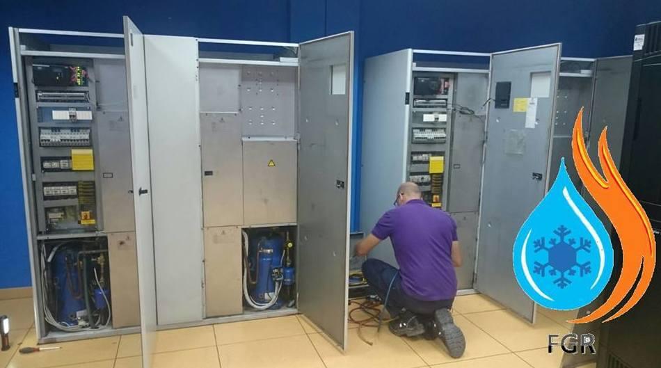 Mantenimiento flotas y frigoríficos: Servicios y trabajos de FGR Soluciones Energéticas