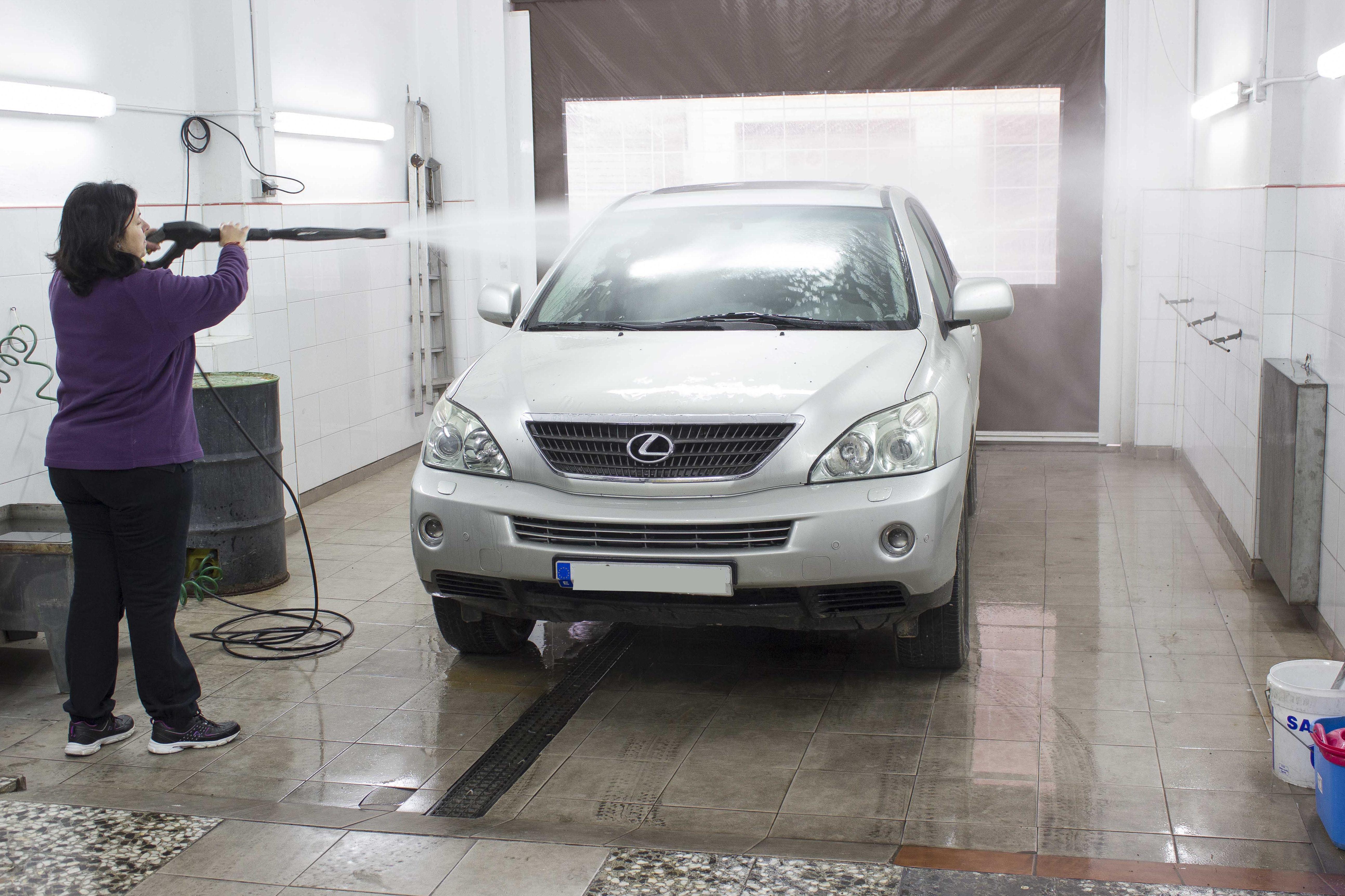 Lavado manual de automóviles - Lavadero de Coches Silla - Alcásser -  Picassent - Beniparrell