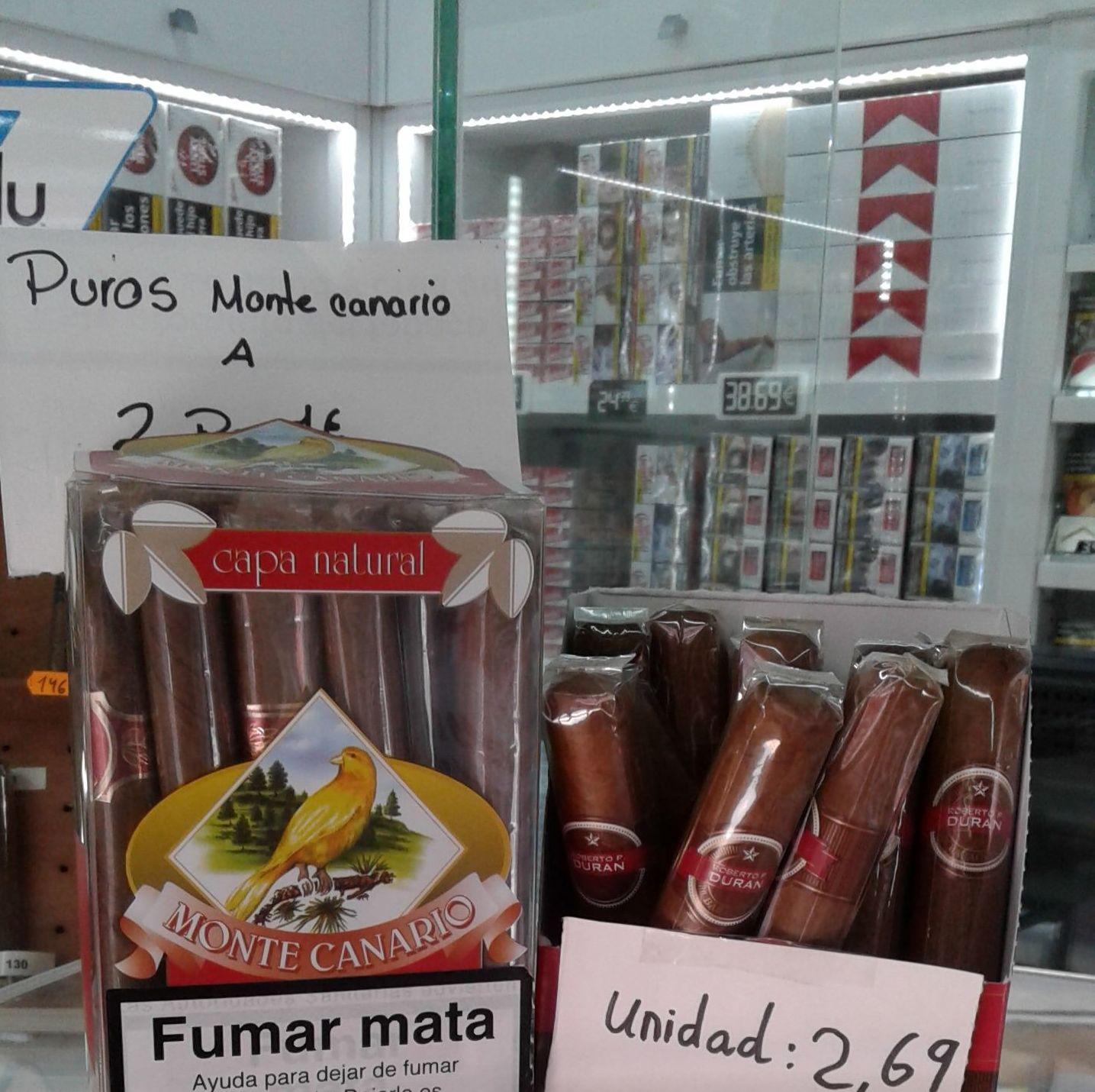 Foto 2 de Estancos en Gáldar | La Esquina del Fumador Gáldar