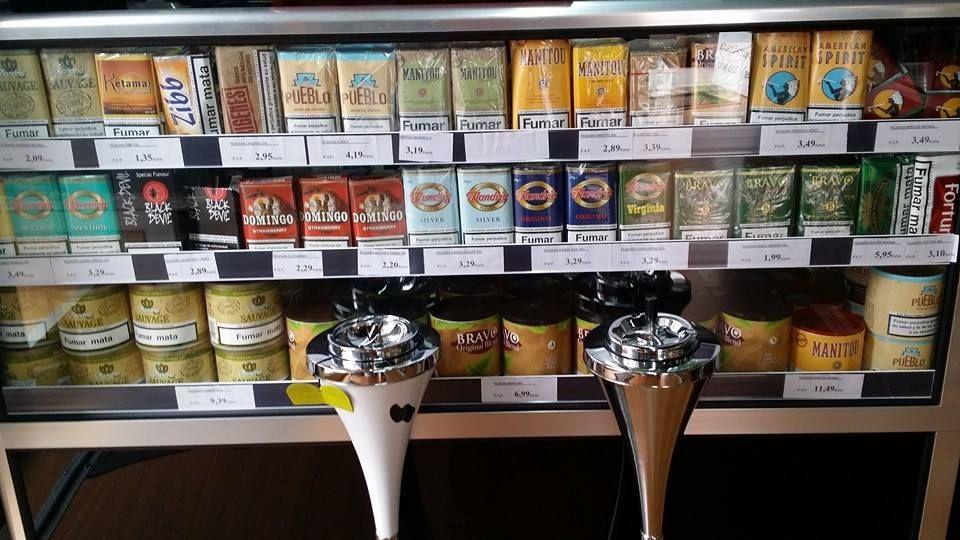 Picaduras y tabaco pipa: Servicios de La Esquina del Fumador Gáldar