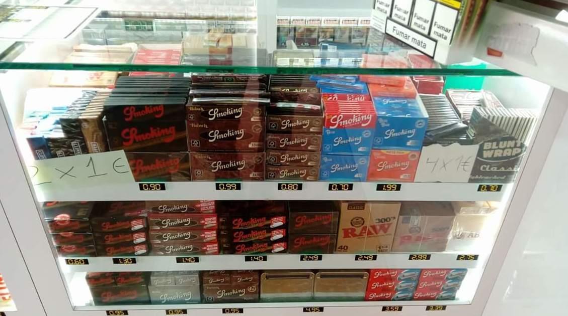 Papelillos: Servicios de La Esquina del Fumador Gáldar