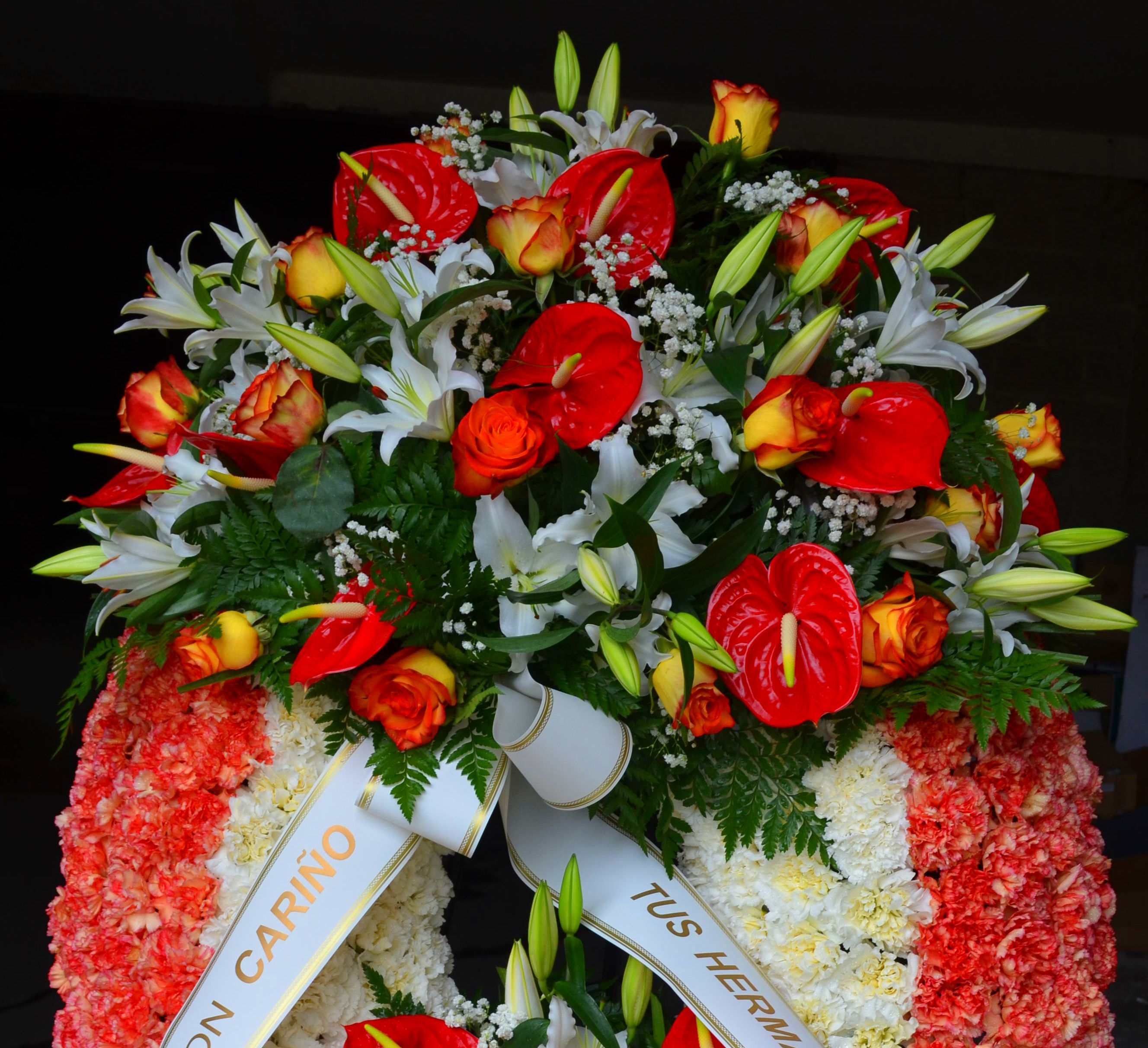 Servicios funerarios: Servicios  de Flores y viveros Prado