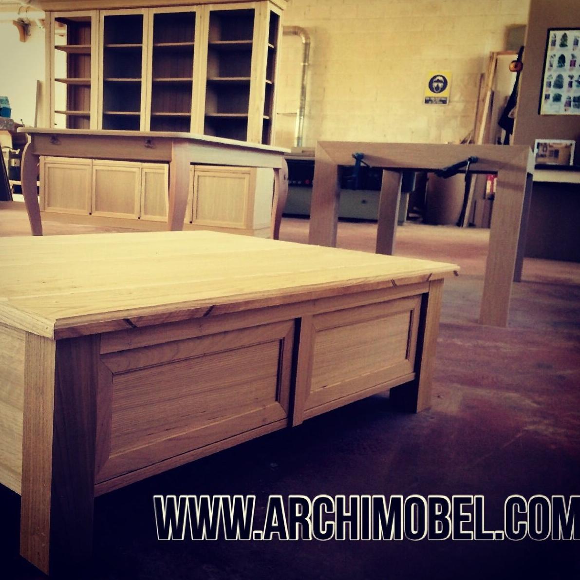 Archimobel fabrica de mobles a mida