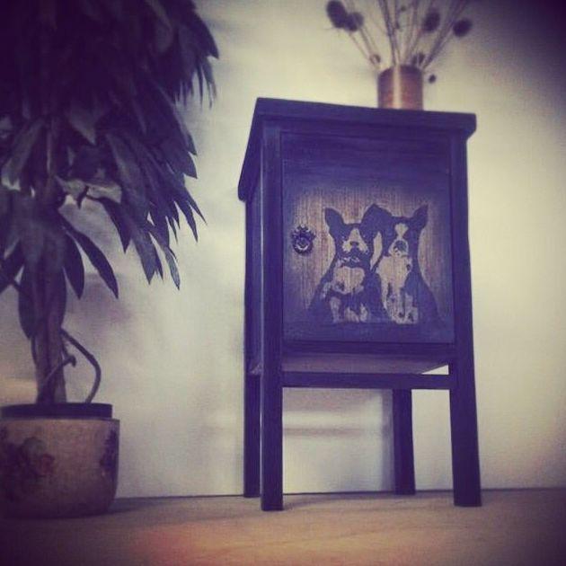Personalizando muebles!!
