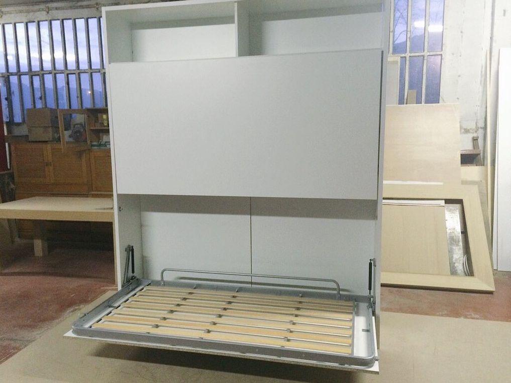 Fabricación de armario literas