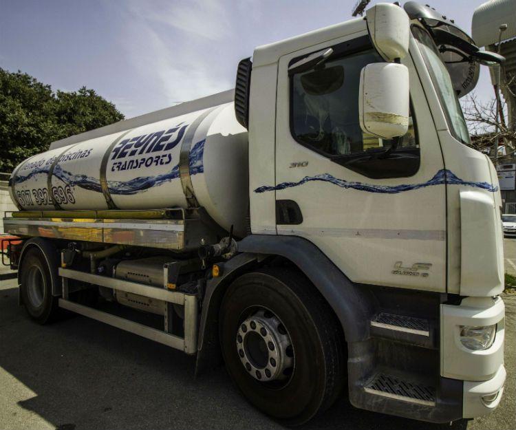 Suministro de agua potable en Mallorca