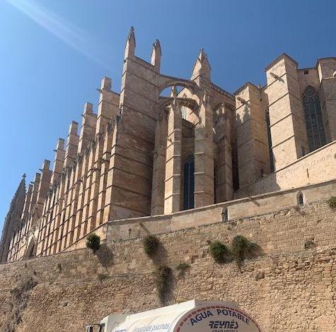 Transporte de agua Mallorca
