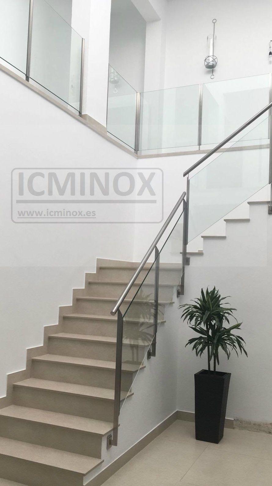Foto 33 de Especialistas en diseños y proyectos en acero inoxidable en Alcalá de Guadaíra | Icminox