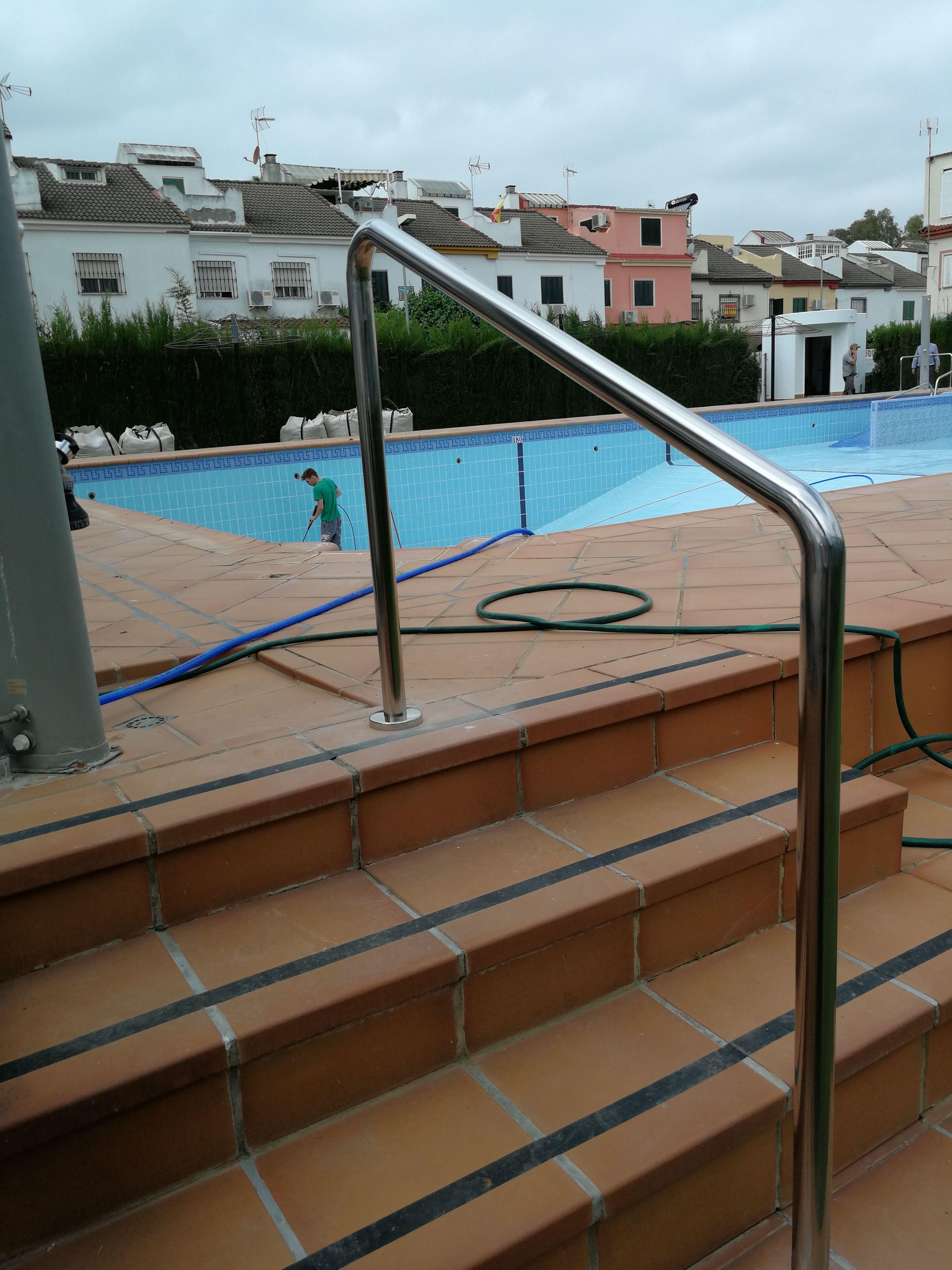 Foto 148 de Especialistas en diseños y proyectos en acero inoxidable en Alcalá de Guadaíra | Icminox