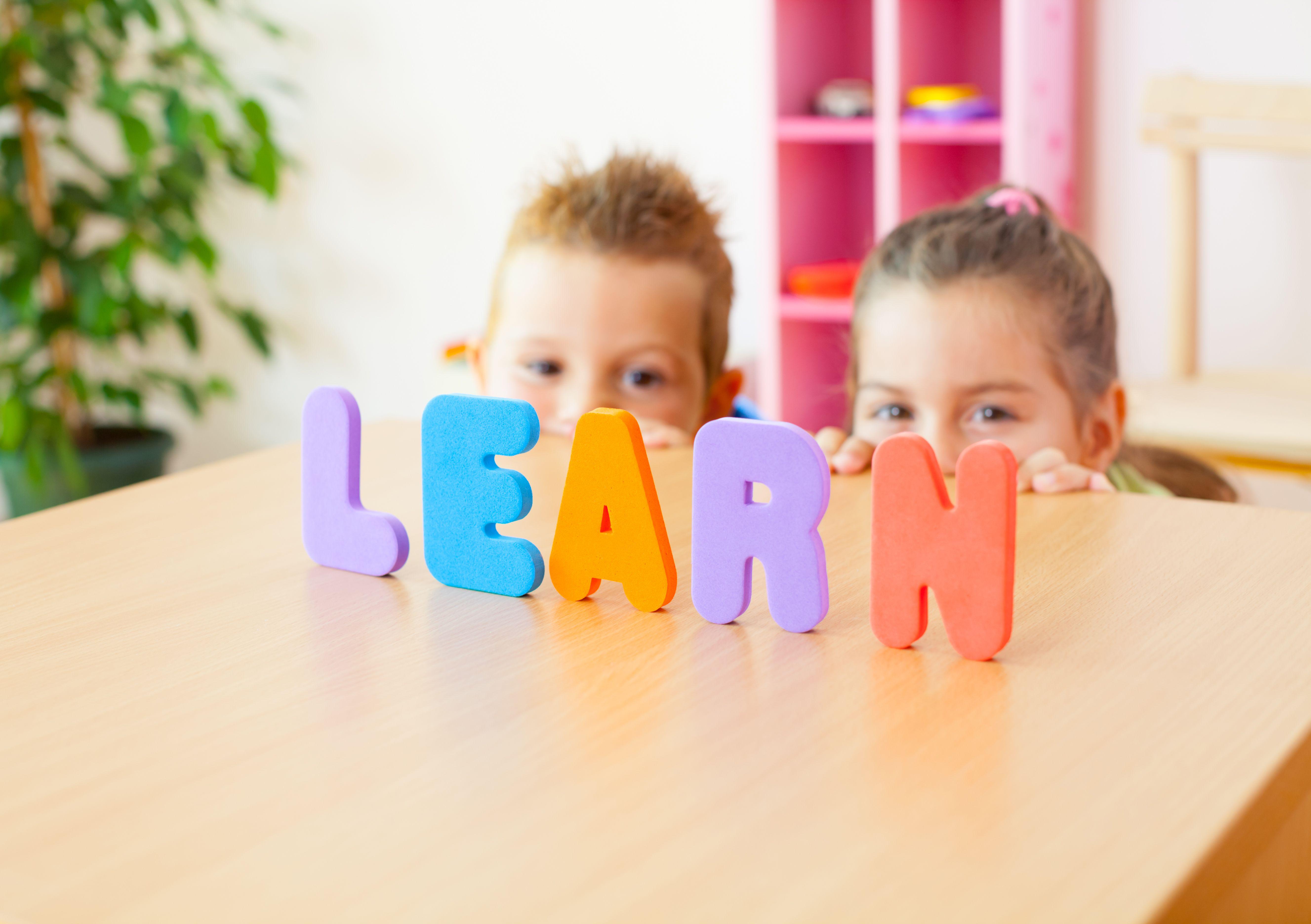Inglés para niños: Áreas formativas de To Grow Aula De Aprendizaje