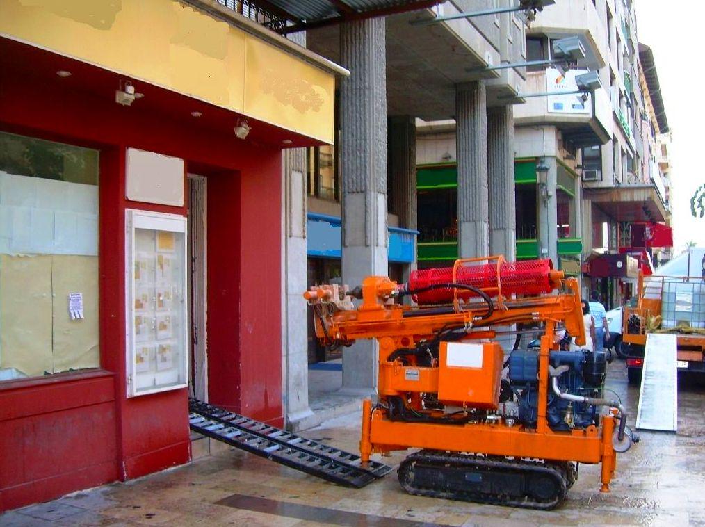 Rehabilitando edificios: necesario estudio geotecnico antes del derribo