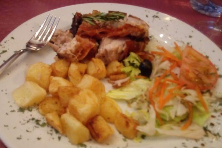 Cocina casera en Salamanca