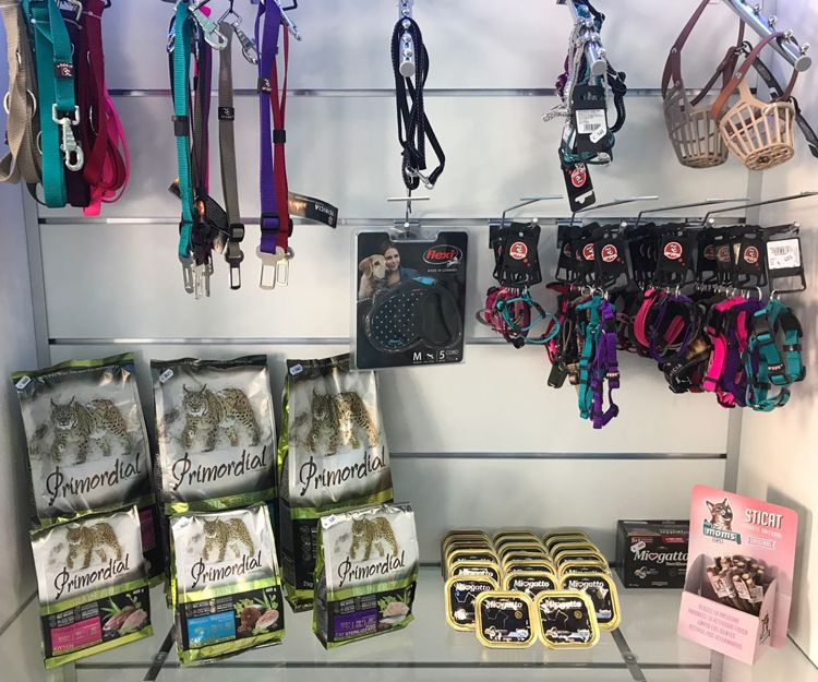 Productos para mascotas en Marbella