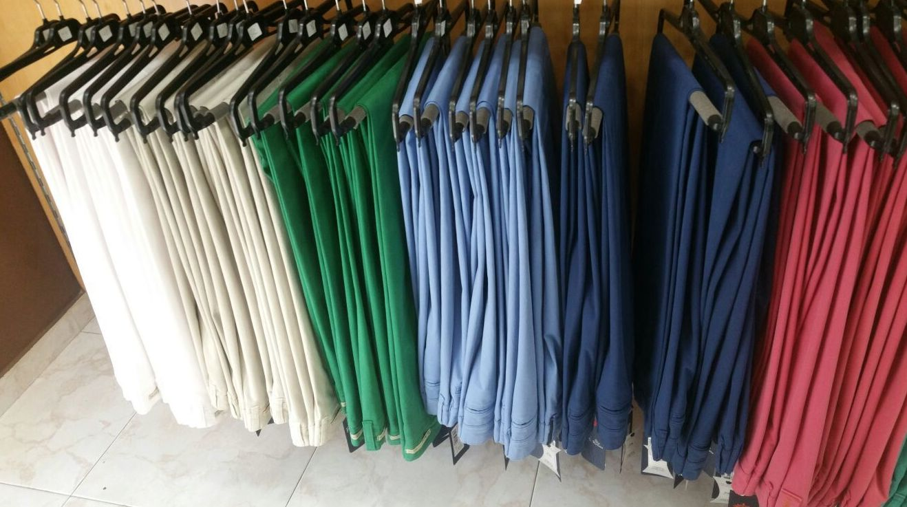 Pantalones primavera verano