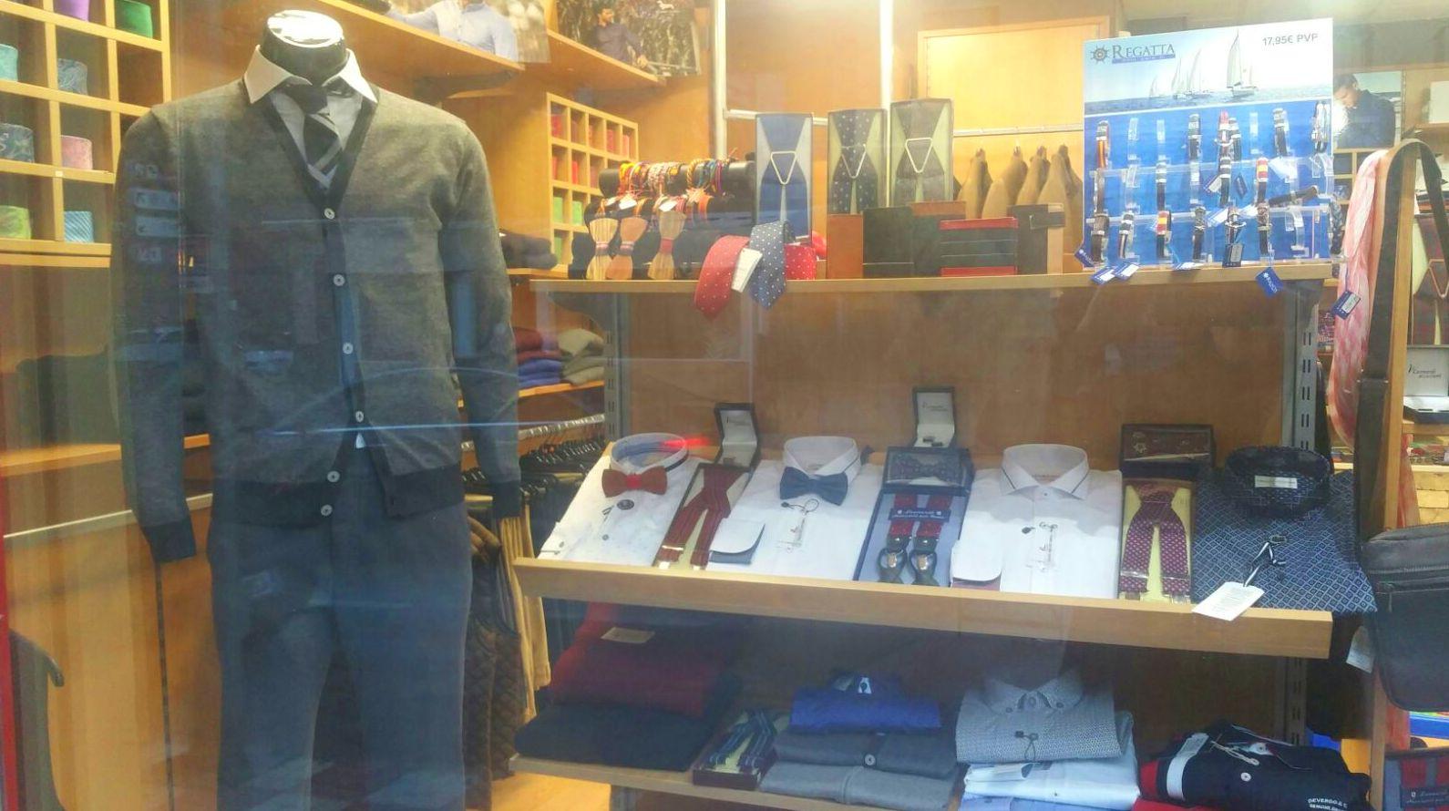 Foto 12 de Tienda de ropa y complementos de hombre en Granada en Albolote | Ropa de Hombre