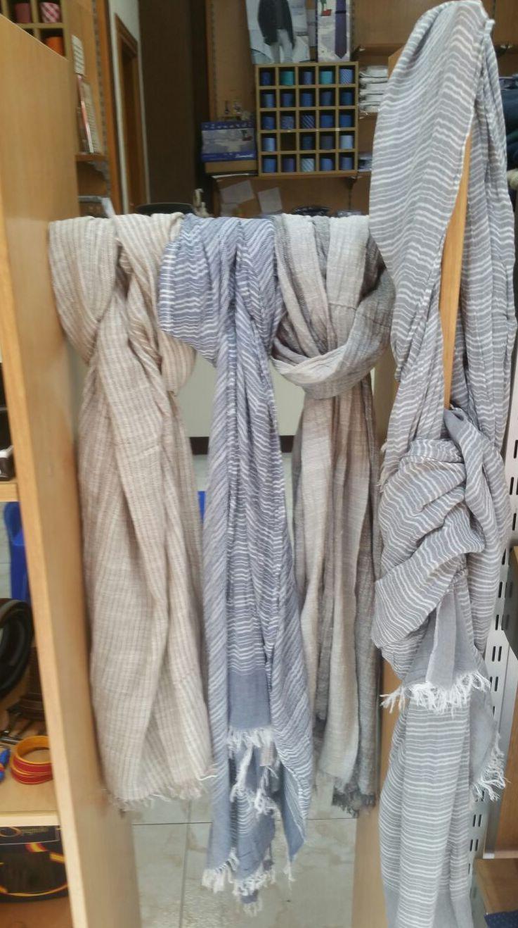 Bufandas y foulares