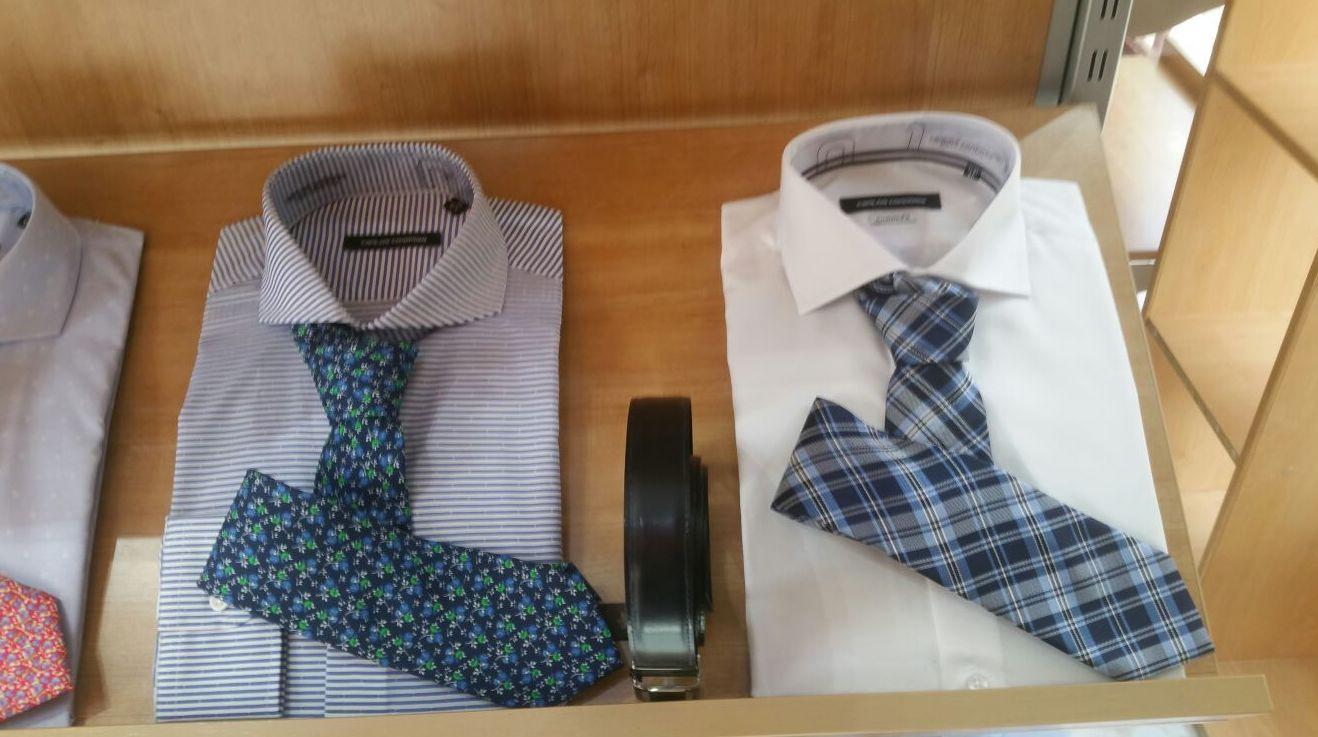 Camisas para traje