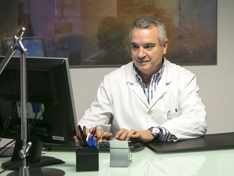 Consulta del Dr. Martínez Salcedo
