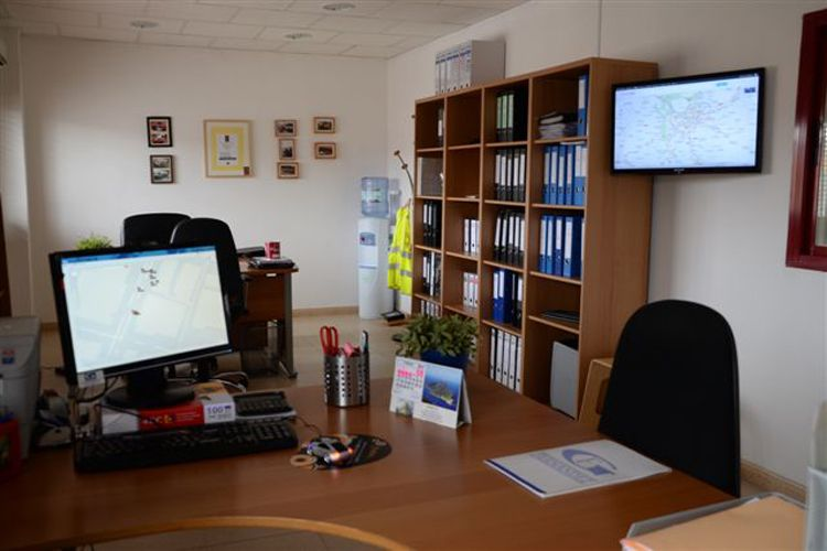 Oficinas de la empresa