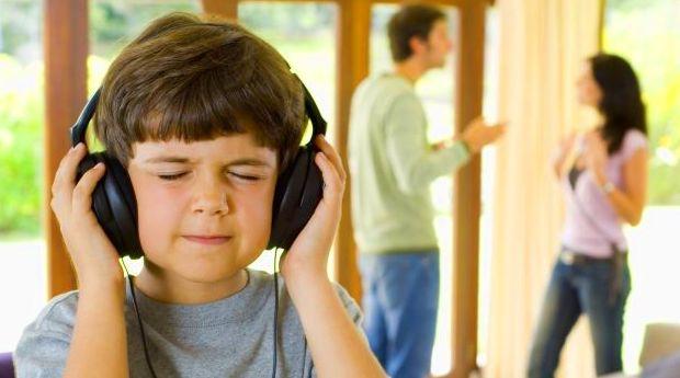 Niños ante el divorcio: Terapias de Sancho y Sánchez Psicólogos