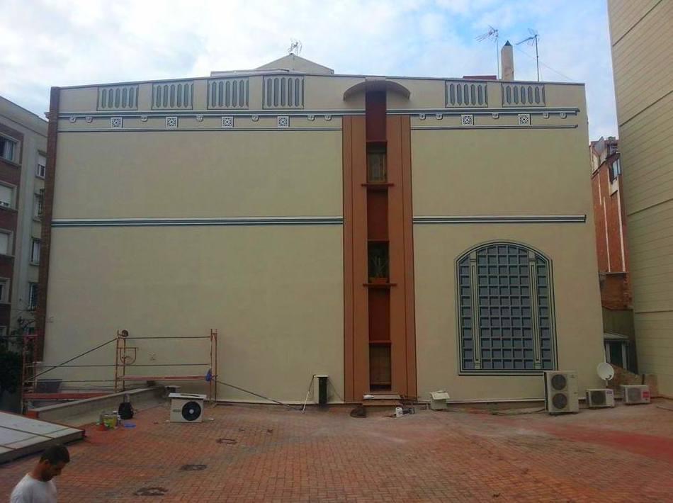 Foto 13 de Rehabilitación de edificios en Santa Coloma de Gramenet | Rehabilitar BCN