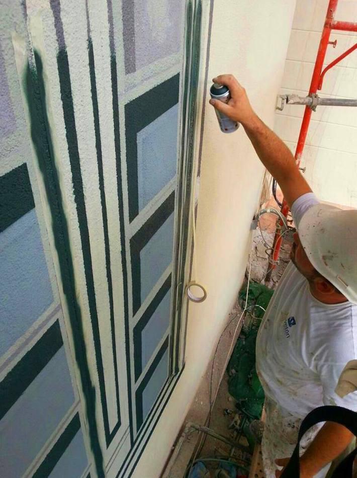 Foto 20 de Rehabilitación de edificios en Santa Coloma de Gramenet | Rehabilitar BCN